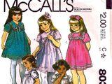 McCall's 8033