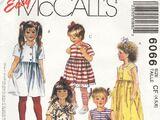 McCall's 6066 A