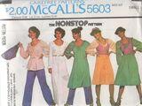 McCall's 5603