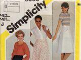 Simplicity 6366 B