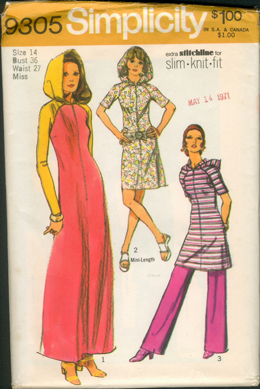 Simplicity 9305 | Vintage Sewing Patterns | FANDOM powered by Wikia