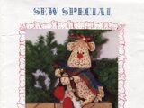Sew Special Rudy Reindeer
