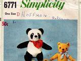 Simplicity 6771 A