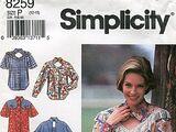 Simplicity 8259 C
