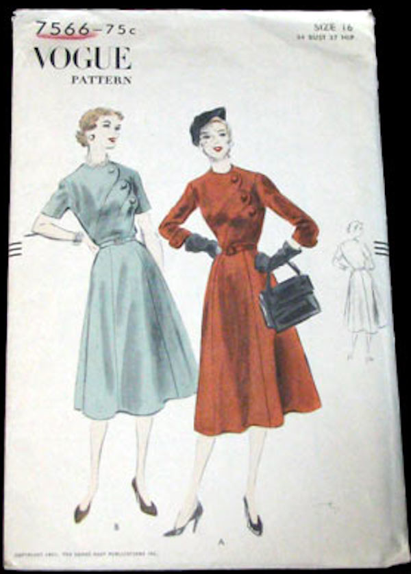 Vop-1417-01-vintage-vogue-7566-dress-pattern