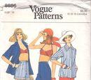Vogue 8886 A