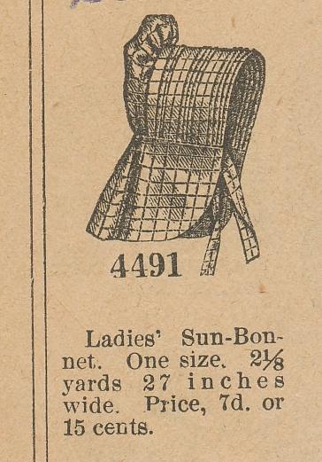 Butterick 4491 1900 C