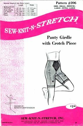 Sew Knit n Stretch 206