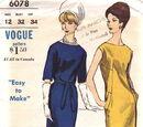Vogue 6078