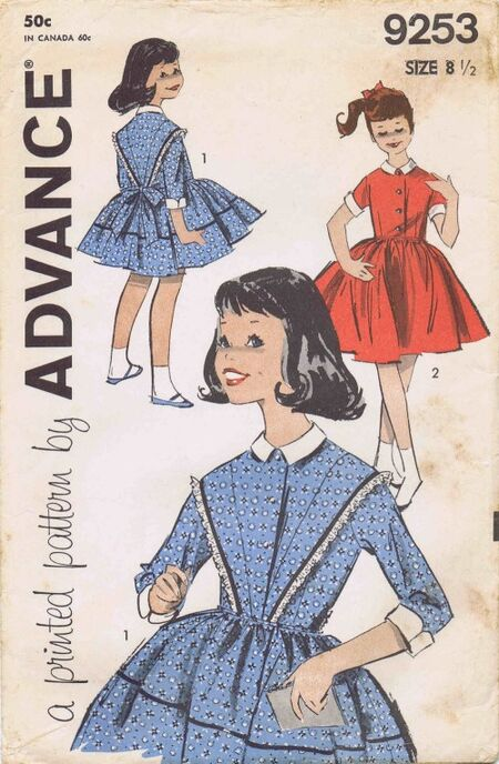 Advance 1960 9253