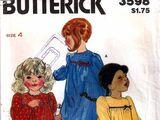 Butterick 3598 B