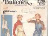 Butterick 5139