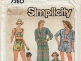 Simplicity 7380 C