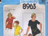Simplicity 8963 A