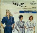 Vogue 7454 B