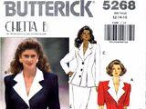 Butterick 5268 B
