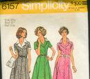 Simplicity 6157