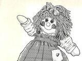 Little Miss Wiss Doll