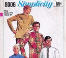Simplicity 8006