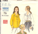 Vogue 7583