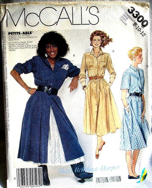 McCalls 3300 -001