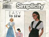 Simplicity 9523 B