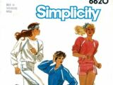 Simplicity 6620 A