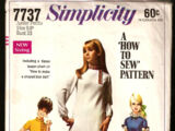 Simplicity 7737
