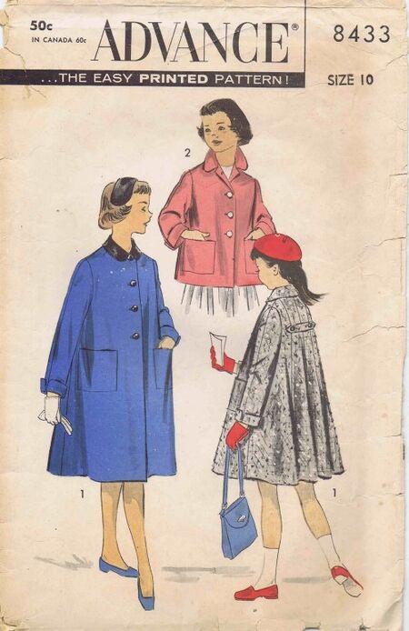 Advance 1957 8433