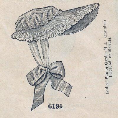 Butterick 6194 1897