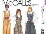 McCall's 8082 A