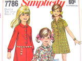 Simplicity 7786 A