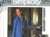 Simplicity 8019