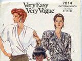 Vogue 7814 A