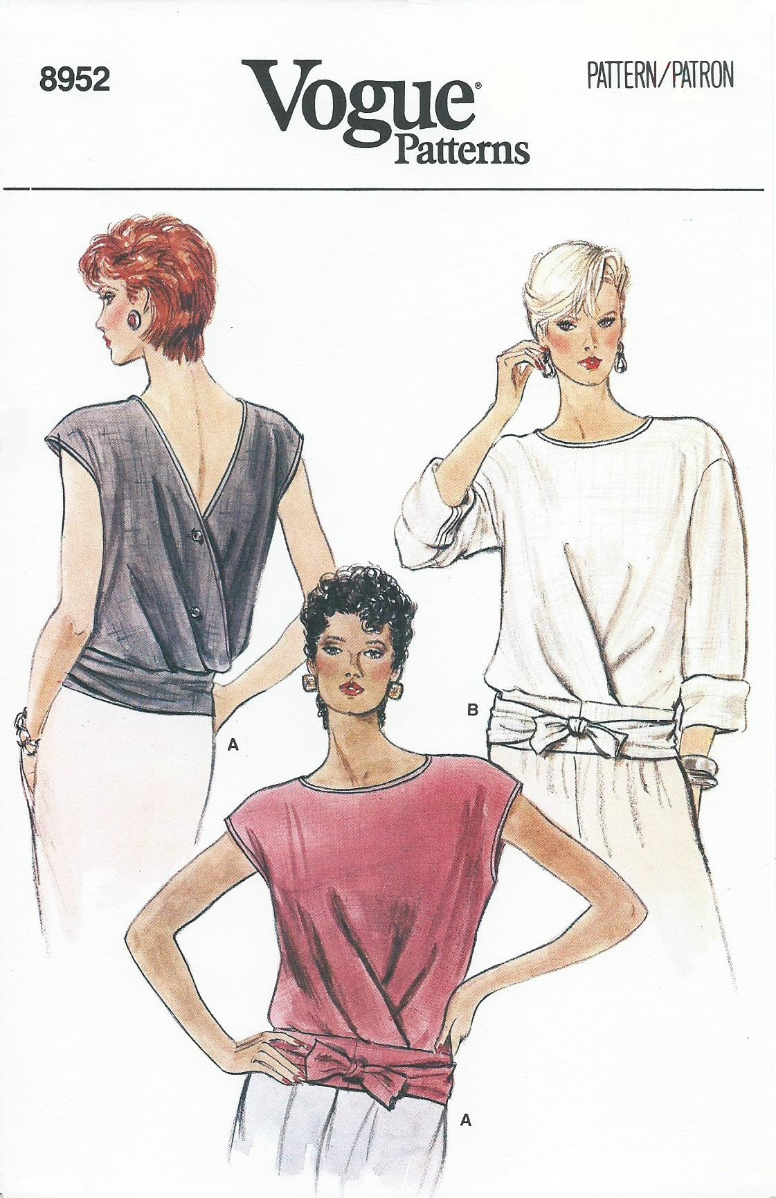 Tie Neck Blouse Sewing Pattern | ANLIS