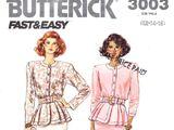 Butterick 3003 C