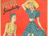 Simplicity Prevue June 1939