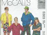 McCall's 5303 A