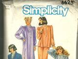 Simplicity 6625 A