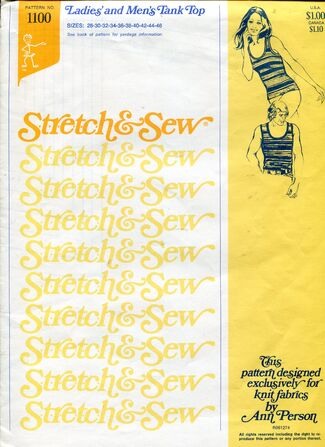 Stretch&sew1100