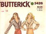 Butterick 3426 B