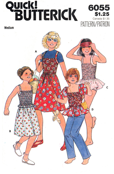 Butterick-6055-girls-pattern