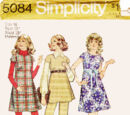 Simplicity 5084 A
