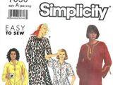 Simplicity 7030 B