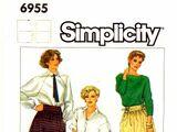 Simplicity 6955 A