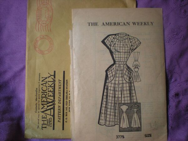 American Weekly 3775 image