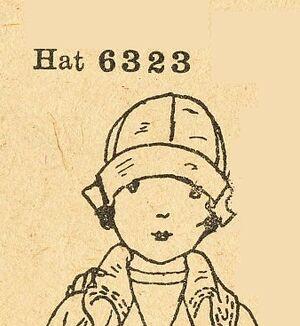 Butt 6323