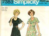 Simplicity 7383