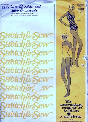 Stretch & Sew 1335