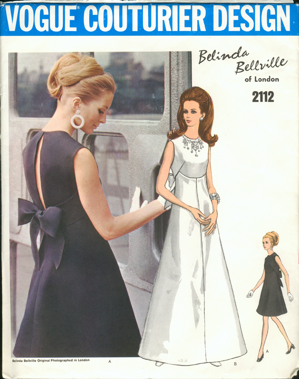 Vogue 2112 | Vintage Sewing Patterns | FANDOM powered by Wikia